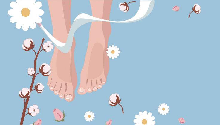 Gode råd til tør og hård hud på fødderne